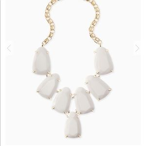 Kendra Scott Harlow statement necklace